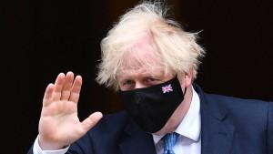 Boris Johnson spielt Risiko mit England