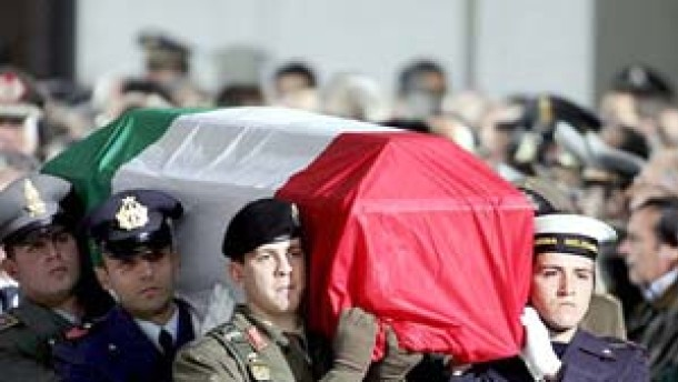 Zweifel in Italien an Washingtons Version des Geiselbeschusses