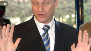 FDP will Möllemann aus Partei und Fraktion ausschließen