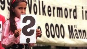"""""""Massaker von Srebrenica war Völkermord"""""""