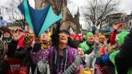 Karnevalszüge in Hochburgen sollen starten