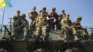 OSZE bestätigt Einsatz verbotener Waffen
