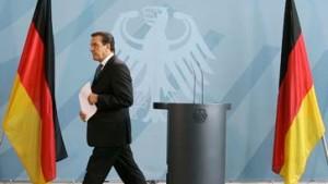 Schröder: Werde neuer Regierung nicht mehr angehören