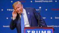 Entsetzen nach Trumps jüngster Entgleisung