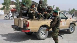Vier britische Soldaten getötet