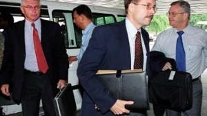 Diplomaten ringen um Freilassung der Ausländer