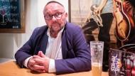 Der Bremer AfD-Landesvorsitzende Frank Magnitz (Archivbild)