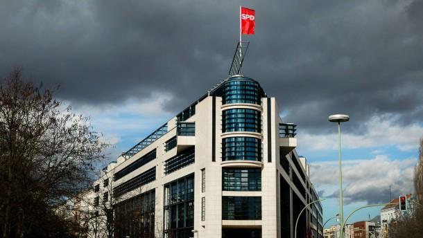 Die SPD berauscht sich an sich selbst