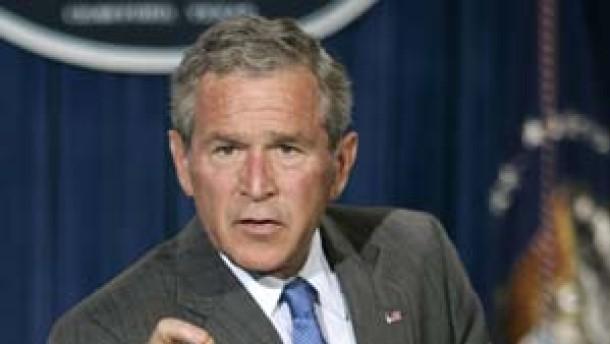"Bush: Anfang eines Kampfes gegen ""islamischen Faschismus"""
