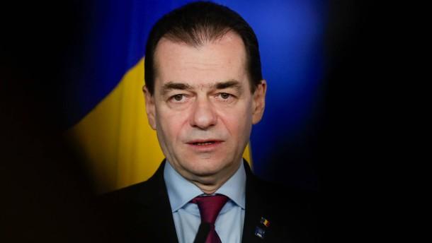Regierung in Rumänien per Misstrauensvotum gestürzt