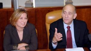 Livni erzielt Koalitionsvereinbarung mit Arbeitspartei