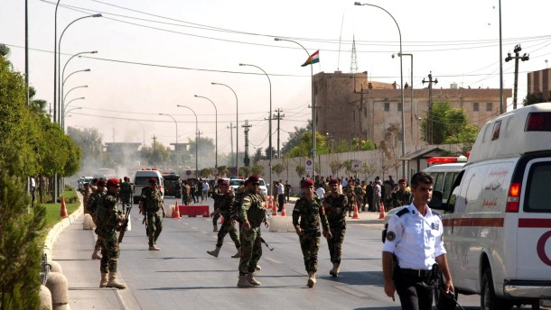 Der Terror erreicht Arbil