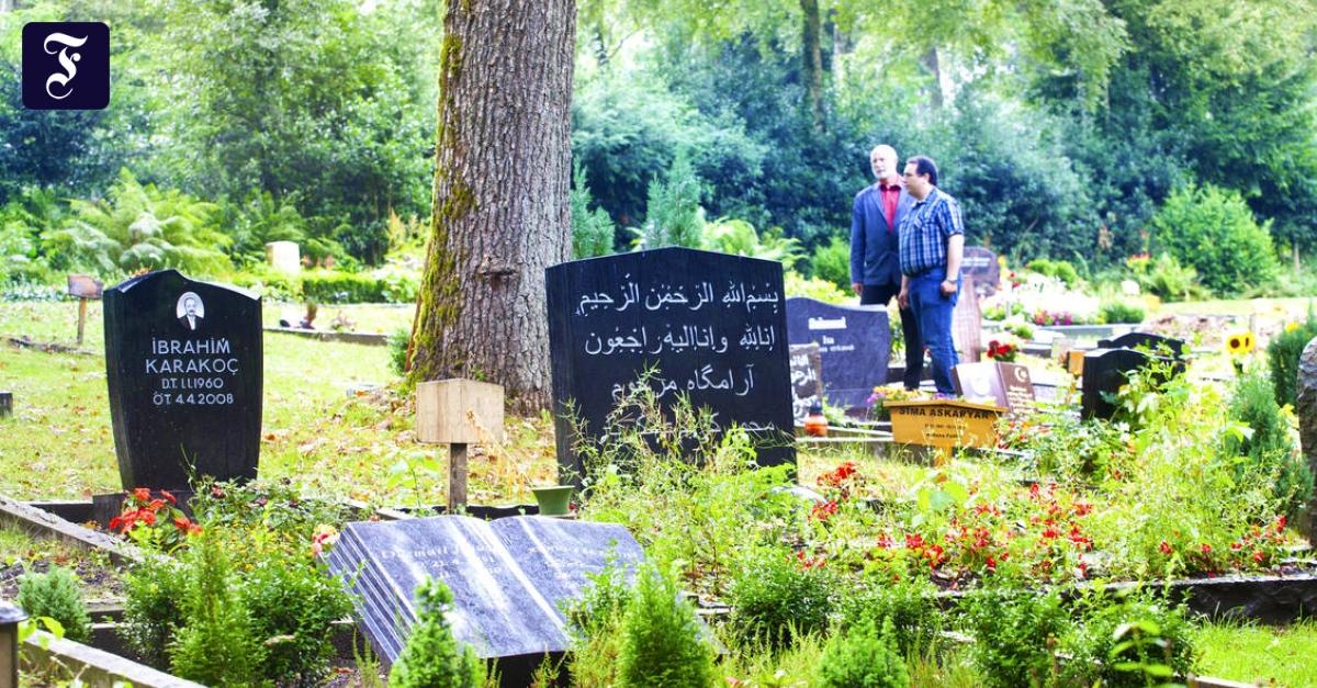 Islamischer Friedhof in Wuppertal: Mit Ewigkeitsrecht