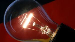 Kerner im Neonlicht