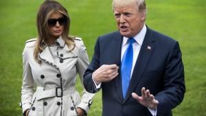 Bundesstaaten klagen gegen Trump