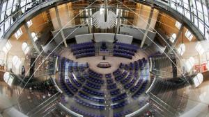 """Bundestag stimmt über """"Ehe für alle"""" ab"""