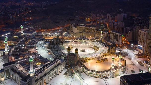 Saudi-Arabien erlaubt nur tausend Gläubigen Pilgerfahrt nach Mekka