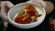 """Wenn es nach Kim Jong Un geht, bald """"das beste Essen der Welt"""": Kimchi"""