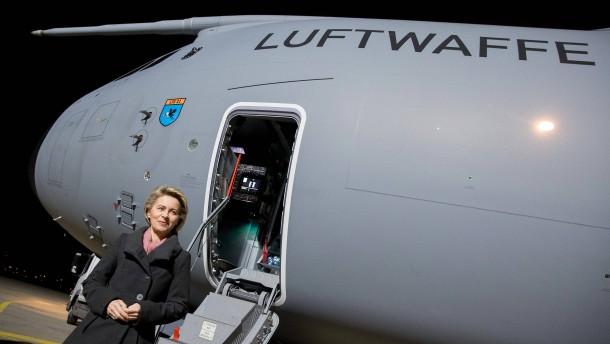 Airbus zeigt sich schockiert über Pannenflieger A400M