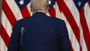 Trump bestraft die Falschen