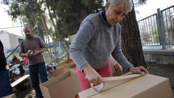Israel will wieder humanitäre Hilfe ermöglichen