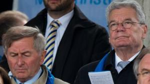 Katholiken unterstützen Gauck