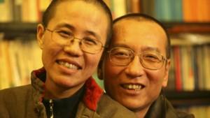 Nobelpreisträger trifft seine Ehefrau