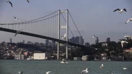 Amerika schickt Kriegsschiffe ins Schwarze Meer