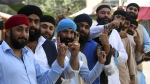 Tote und Verletzte bei Wahl in Afghanistan
