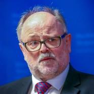 Entlassen: Reinhard Müller, bisheriger Abteilungsleiter Verfassungsschutz im Innenministerium Mecklenburg-Vorpommern.
