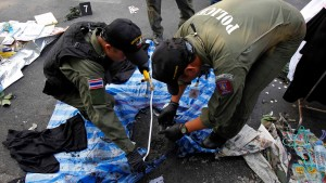 28 Verletzte bei Bombenanschlag in Bangkok