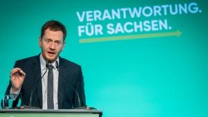 CDU für Koalition mit Grünen und SPD