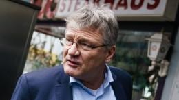 Meuthen zieht Kalbitz' Fraktionsvorsitz in Zweifel