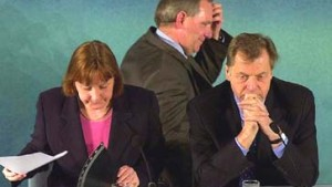 Berliner CDU in der Defensive