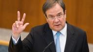 Laschet zum Ministerpräsidenten von NRW gewählt
