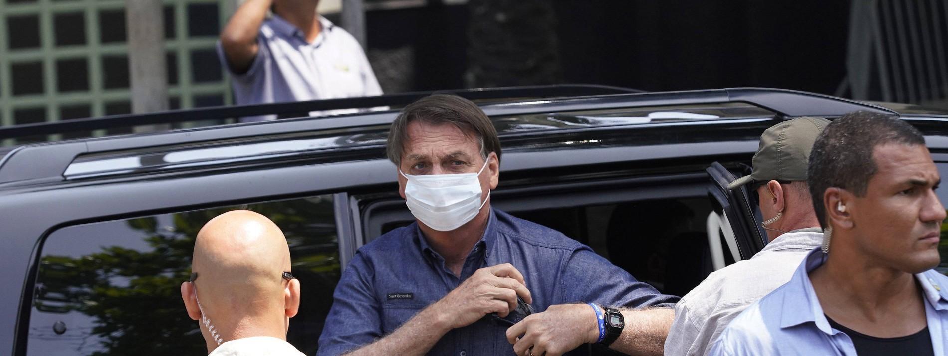 Dämpfer für Bolsonaro