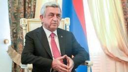 Armenischer Ministerpräsident tritt zurück