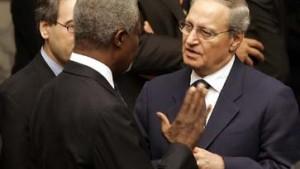 Sicherheitsrat ermahnt Syrien