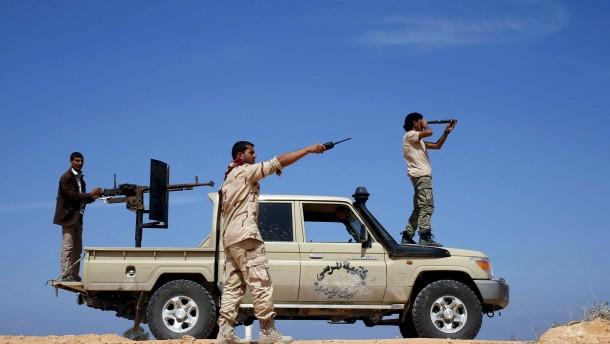 Libysche Regierung lehnt UN-Friedensplan ab