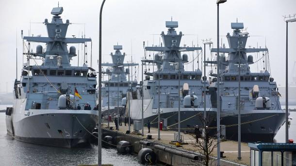 Klare Mehrheit gegen Militäreinsatz im Golf