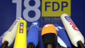 Möllemann verlässt die FDP