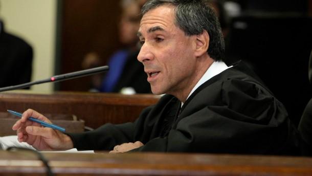 Strauss-Kahns Richter  - mit stoischer Ruhe