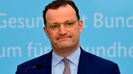 SPD fordert Spahns Entlassung