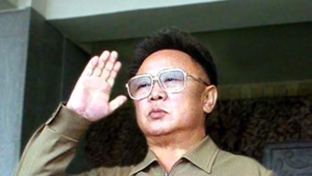 Staatschef Kim Jong Il setzt auf atomare Abschreckung
