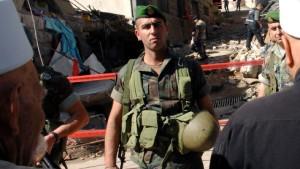 Hilfloser Libanon