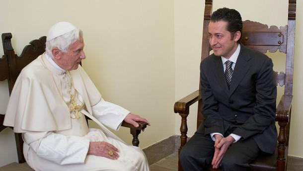 Papst begnadigt Kammerdiener