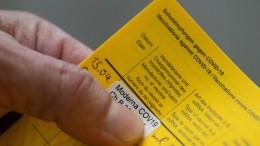 1,5 Millionen Corona-Impfungen vermutlich nicht gemeldet
