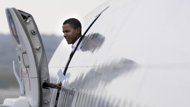 """Washington Post"" empfiehlt Obama"