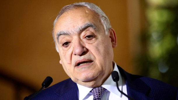 UN-Vermittler für Libyen reicht Rücktritt ein
