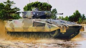 Schützenpanzer Puma hat gravierende Mängel